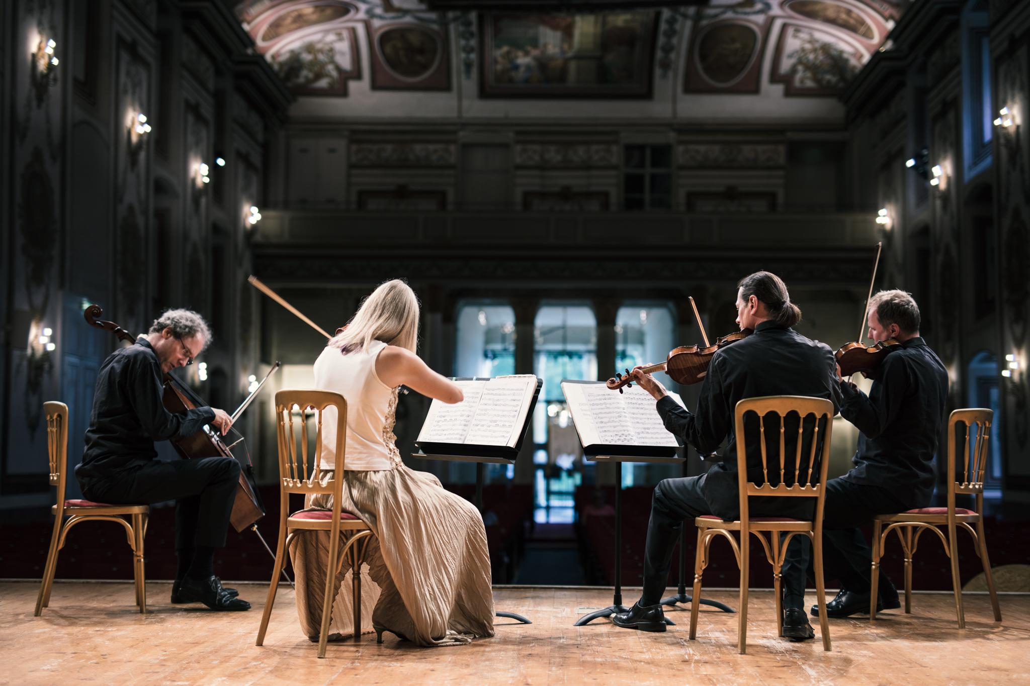 Haydn-Quartett